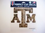 STICKER/A&M CAMO/8X8