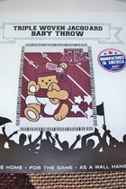 BLANKET/BABY A&M WOVEN
