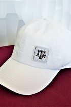 CAP/LADIES WHITE A&M