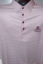 POLO/HORN/HOUNDSTOOTH/SMALL
